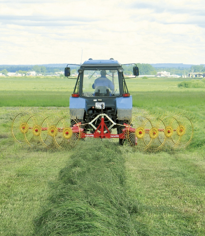 RCS Hay Rake - Southwest Distributing Co